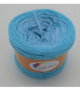 Sternchen des Ozeans (Asterisk of the ocean) - 4 ply gradient yarn - image 1