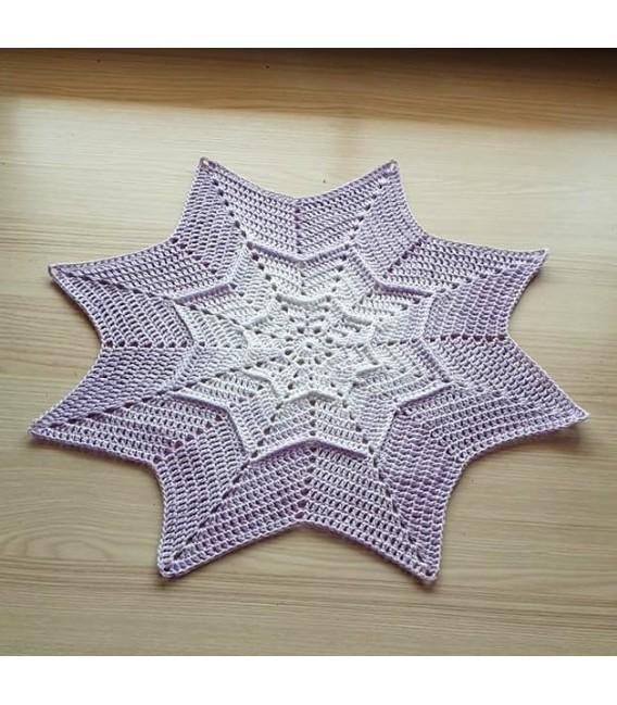Sternchen der Träume (Asterisk of dreams) - 4 ply gradient yarn - image 3
