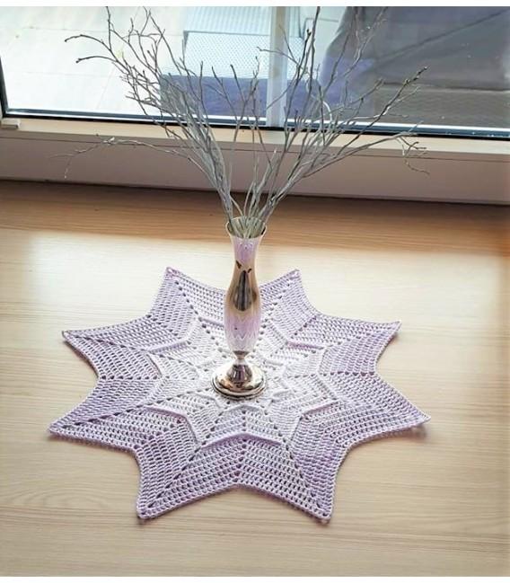 Sternchen der Träume (Asterisk of dreams) - 4 ply gradient yarn - image 4