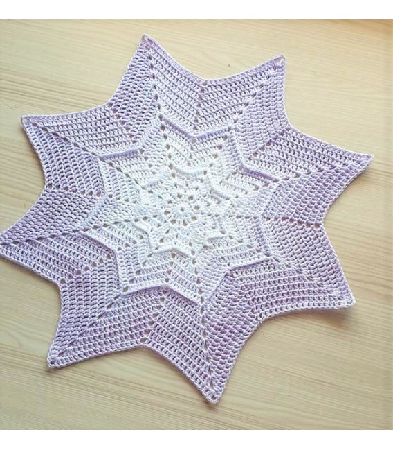 Sternchen der Träume (Asterisk of dreams) - 4 ply gradient yarn - image 6