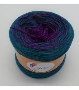 Sternchen der Karibik (Asterisk of the Caribbean) - 4 ply gradient yarn - image 1