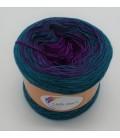 Sternchen der Karibik - 4 ply gradient yarn