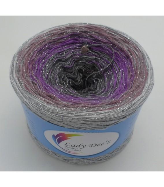 Frühlingsglanz (Spring shine) - 4 ply gradient yarn - image 4
