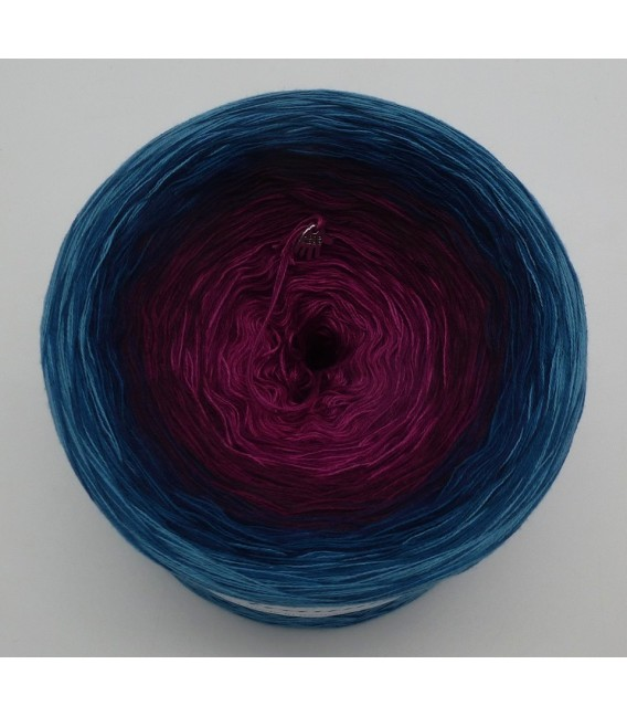 April Bobbel 2020 - Farbverlaufsgarn 4-fädig - Bild 3