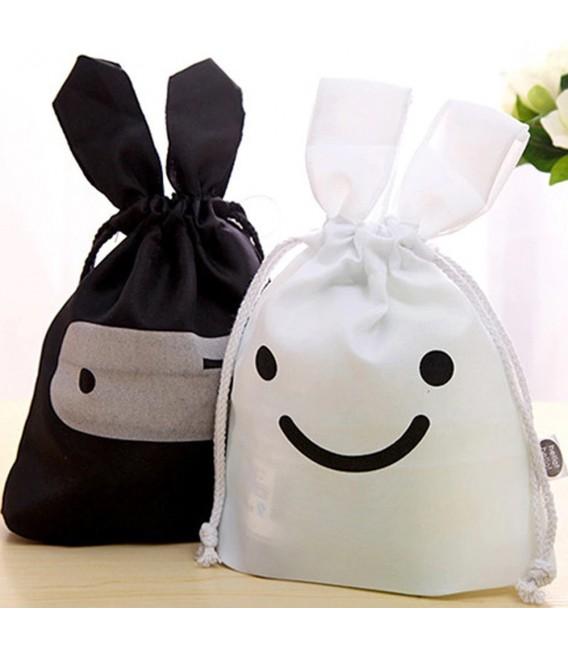 Utensilo - drôle sac à canette au design lapin - photo 1