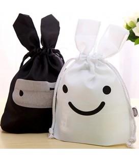 Utensilo - Funny bobble bag in rabbit design