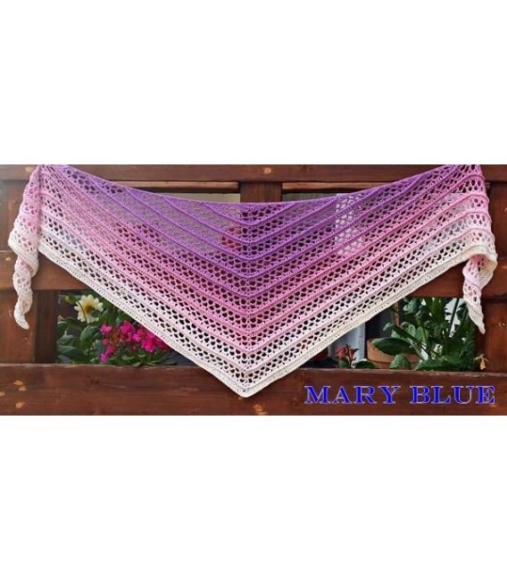 Träumerei (dreaming) - 4 ply gradient yarn - image 7