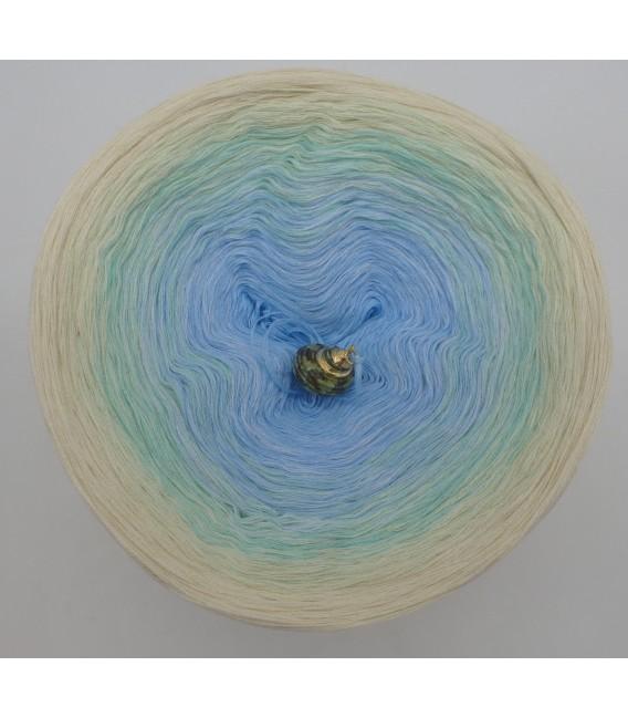 Frühling am Meer (Spring at the sea) - 4 ply gradient yarn - image 3