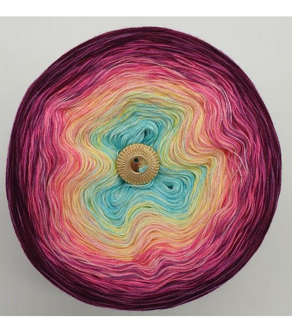 Oase im Paradies (Oasis in paradise) - 4 ply gradient yarn - image 6