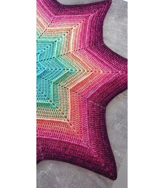 Oase im Paradies (Oasis in paradise) - 4 ply gradient yarn - image 13