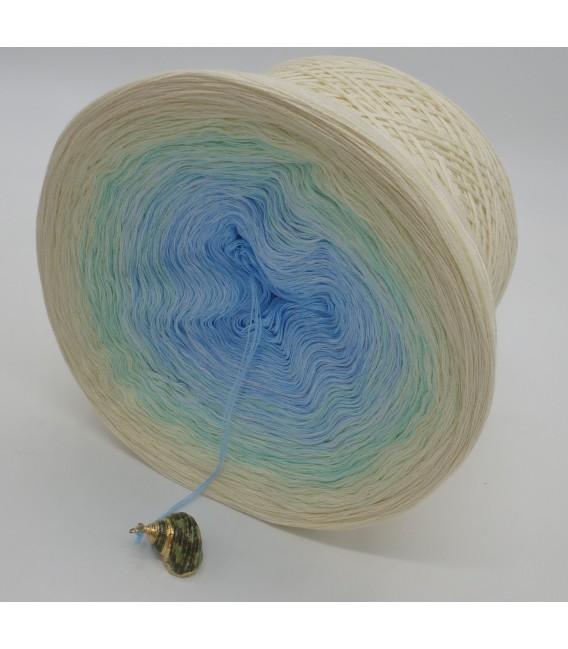 Frühling am Meer (Spring at the sea) - 4 ply gradient yarn - image 5