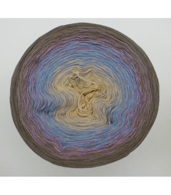 Weg zum Glück (Way to happiness) - 4 ply gradient yarn - image 3