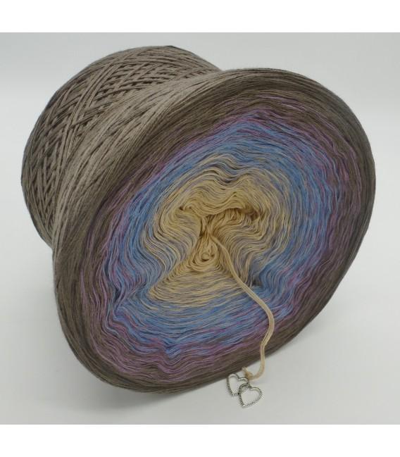 Weg zum Glück (Way to happiness) - 4 ply gradient yarn - image 4