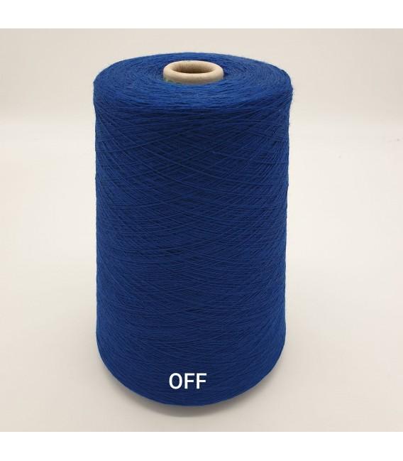 Sockenwolle - 2 Bobbel á 50g - 4fädig - Wunschwicklung - einfarbig