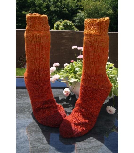 Sockenwolle - 2 Bobbel á 50g - 001 - Bild 4