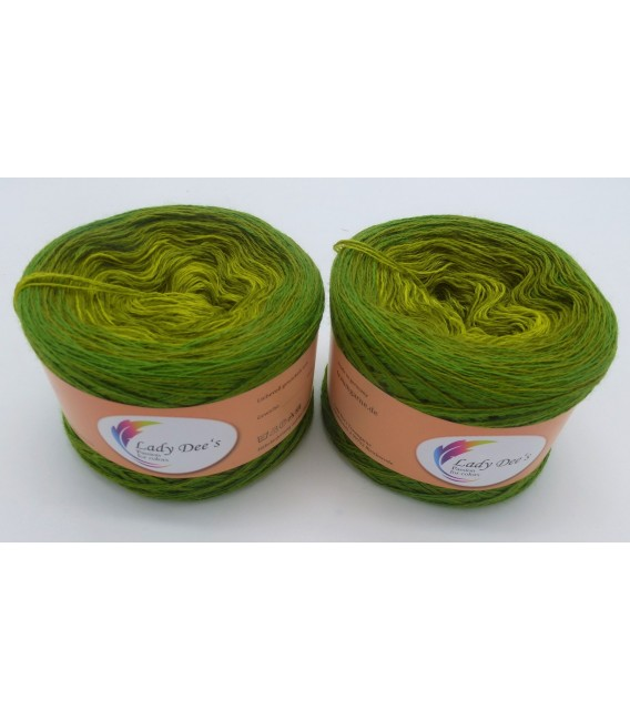Sock wool - 2 Bobbel á 50g - 002 - gradient yarn - image 1