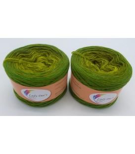 Sock wool - 2 Bobbel á 50g - 002 - gradient yarn - image 1