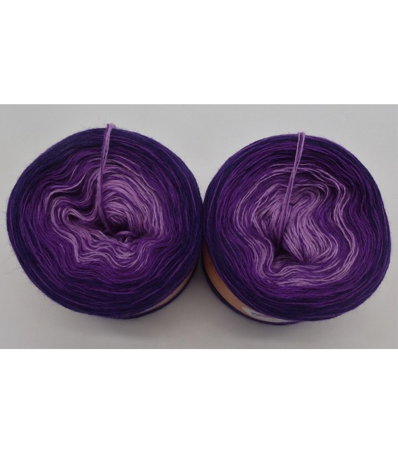 Sock wool - 2 Bobbel á 50g - 003 - gradient yarn - image 2