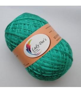 Lady Dee's Lace yarn - Malachit - image 1