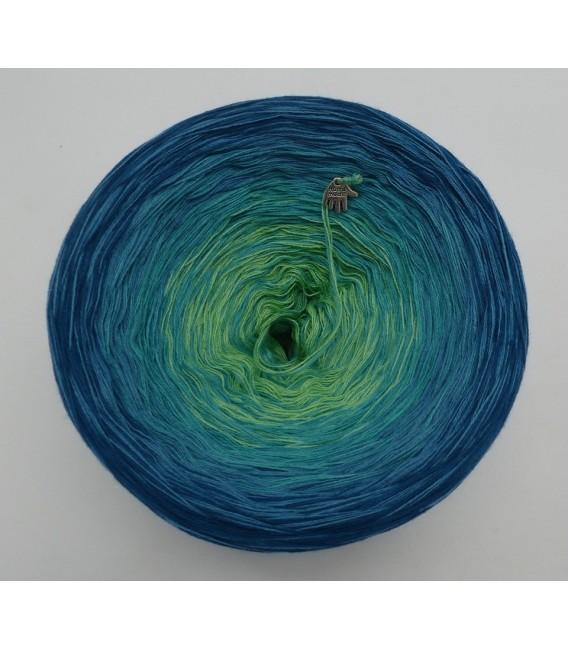 August (août) Bobbel 2020 - 4 fils de gradient filamenteux - Photo 5