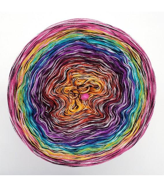 Crazy Oase 12 - Farbverlaufsgarn 4-fädig - Bild 2