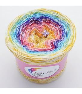 Hippie Lady - Sunny - Farbverlaufsgarn 4-fädig