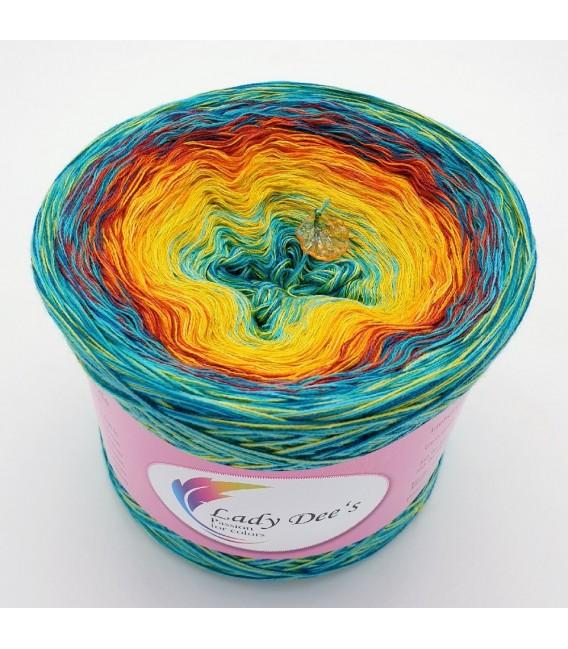 Hippie Lady - Jane - Farbverlaufsgarn 4-fädig - Bild 1