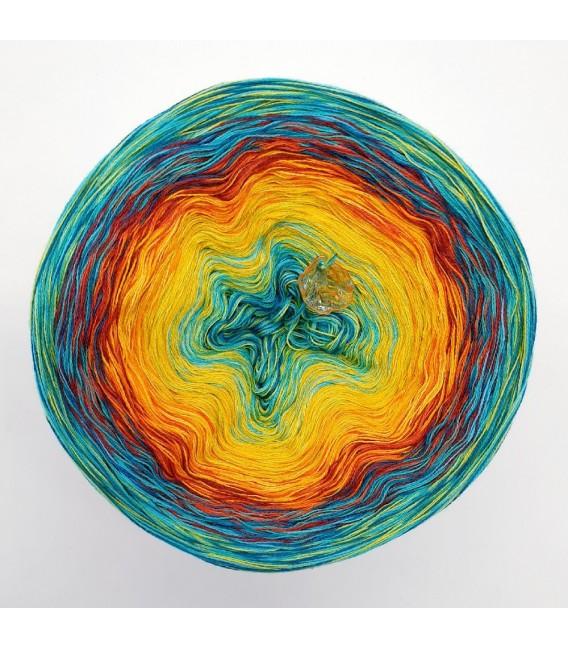 Hippie Lady - Jane - Farbverlaufsgarn 4-fädig - Bild 2