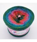 Hippie Lady - Eden - 4 ply gradient yarn
