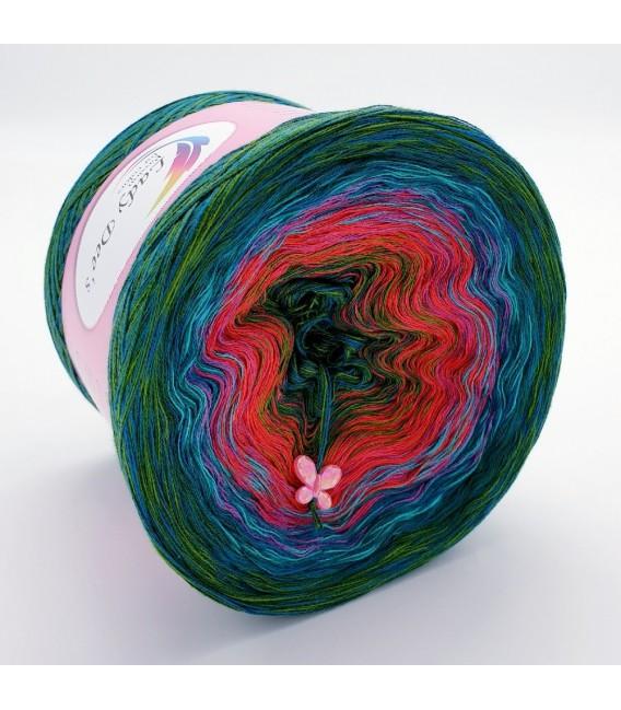 Hippie Lady - Eden - 4 fils de gradient filamenteux - Photo 3