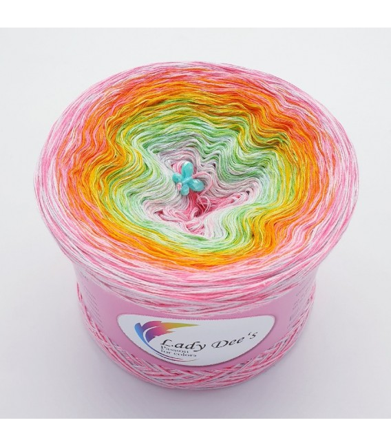 Hippie Lady - Summer - 4 ply gradient yarn - image 1