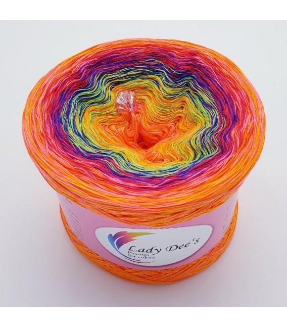 Hippie Lady - Sadie - 4 ply gradient yarn - image 1