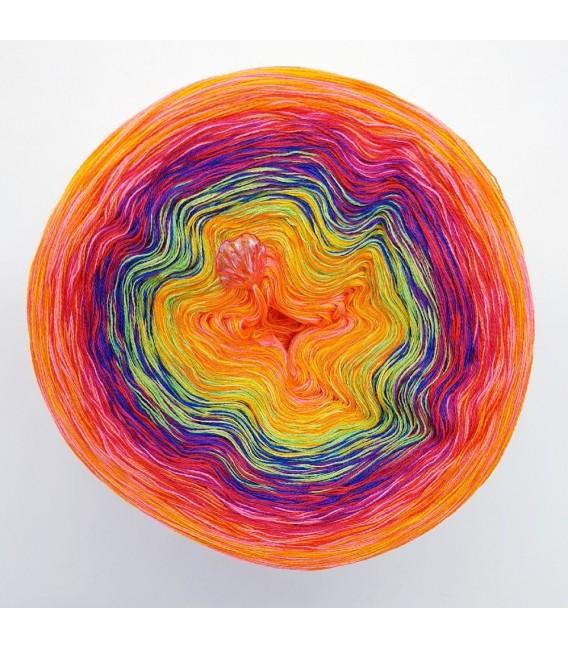 Hippie Lady - Sadie - 4 ply gradient yarn - image 2
