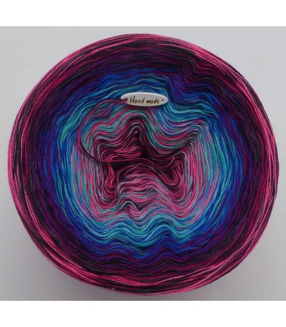 Hippie Lady - Lacey - Farbverlaufsgarn 4-fädig - Bild 2