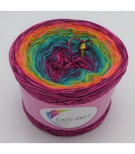 Hippie Lady - Skyla - 4 ply gradient yarn