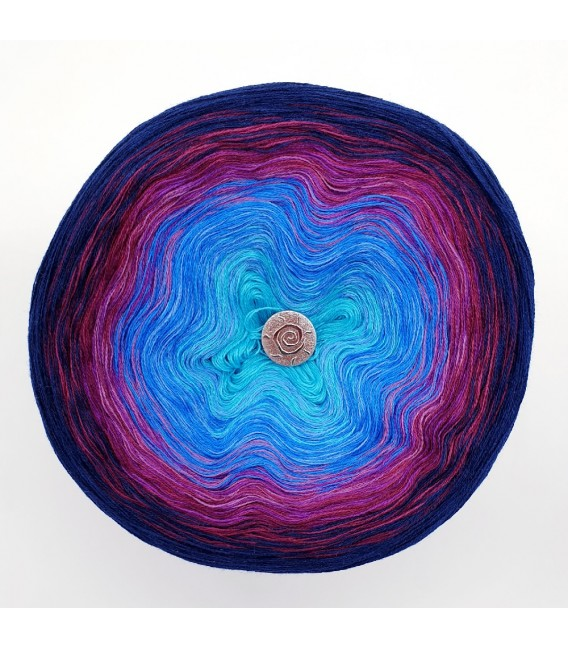 Oase der Illusion (Oasis of illusion) - 3 ply gradient yarn - image 6