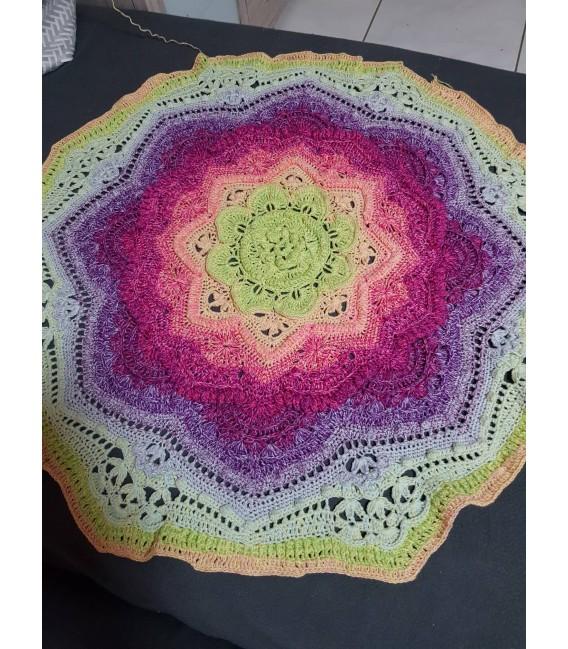 Oase des Pegasus (Oasis of Pegasus) - 4 ply gradient yarn -  image 8