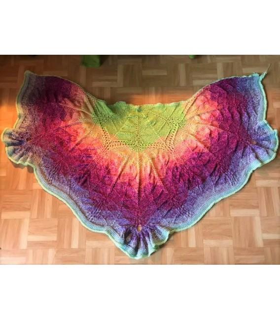 Oase des Pegasus (Oasis of Pegasus) - 4 ply gradient yarn -  image 9