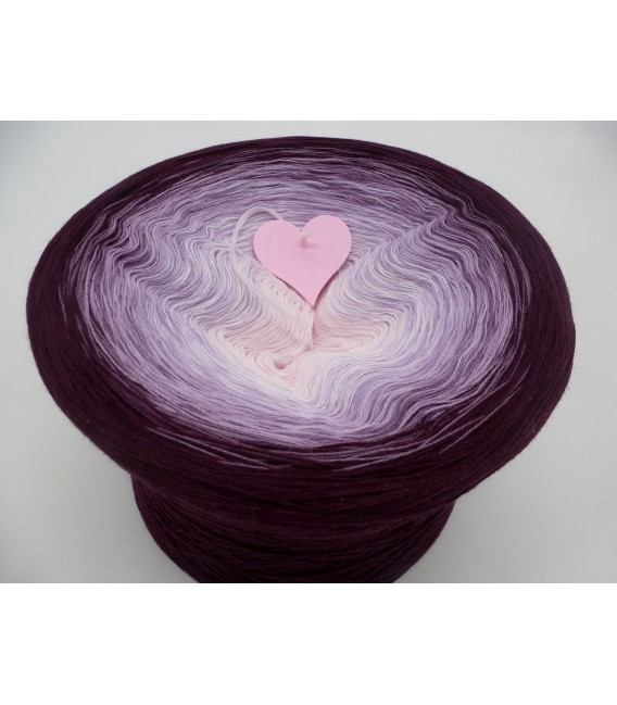 Duft der Blüten (Fragrance of the flowers) - 4 ply gradient yarn - image 4