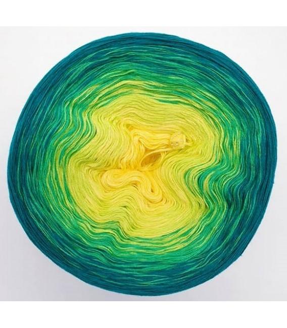 Limonen - Farbverlaufsgarn 4-fädig - Bild 3