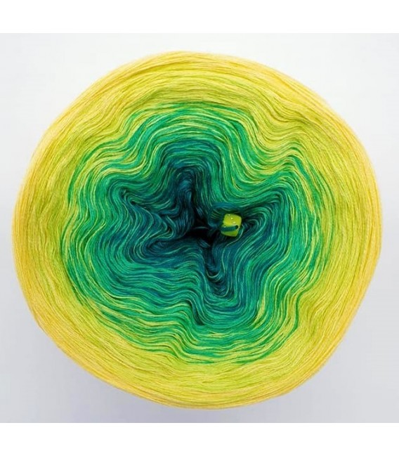 Limonen - Farbverlaufsgarn 4-fädig - Bild 6