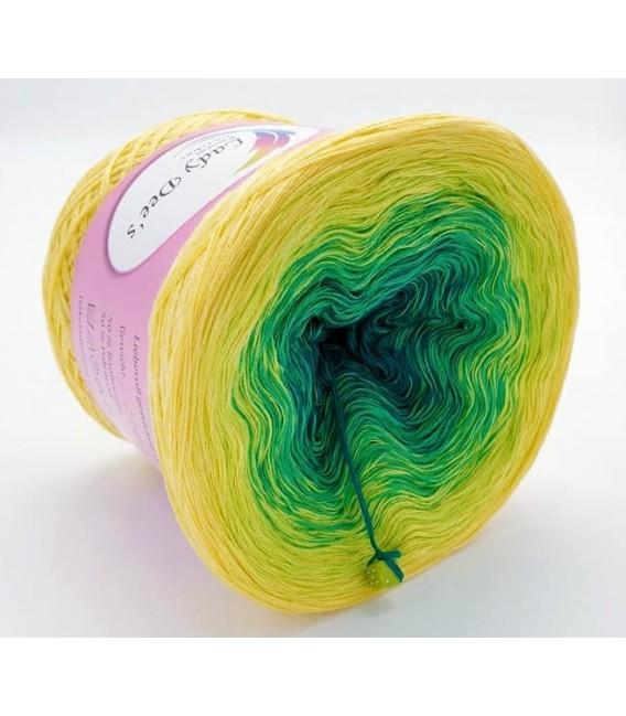 Limonen - Farbverlaufsgarn 4-fädig - Bild 7