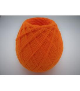 High bulk acrylic yarn - Blood orange - image 1
