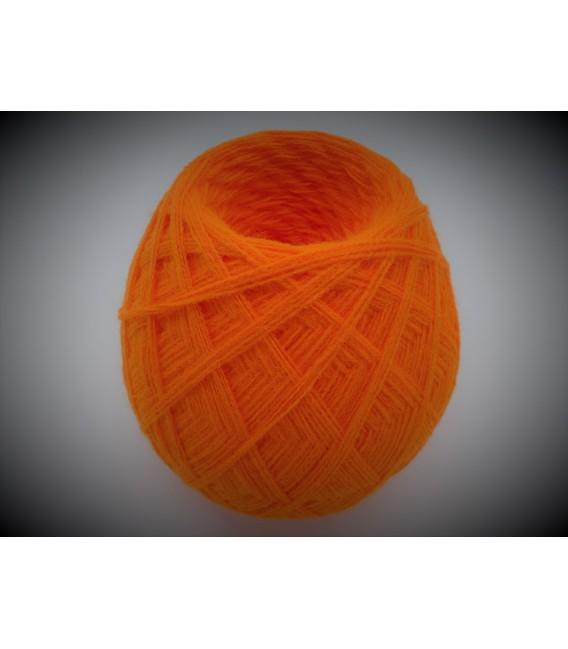 High bulk acrylic yarn - Blood orange - image 3