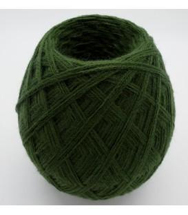 High bulk acrylic yarn - fir green - image 1