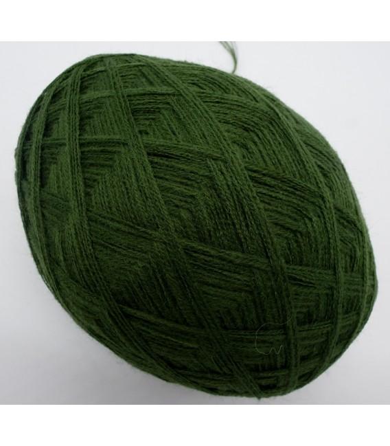 High bulk acrylic yarn - fir green - image 3