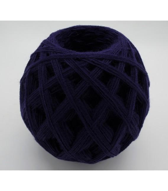 High bulk acrylic yarn - purple - image 2