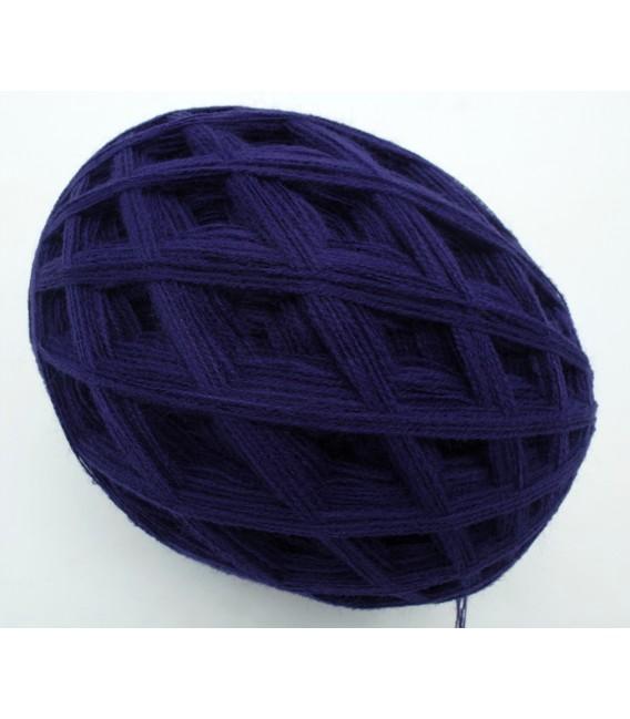 High bulk acrylic yarn - purple - image 3