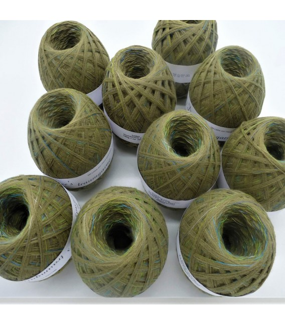 1kg High bulk acrylic yarn - Lead - 10 balls - image 2