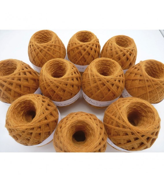 1kg High bulk acrylic yarn - Ladive - 10 balls - image 2